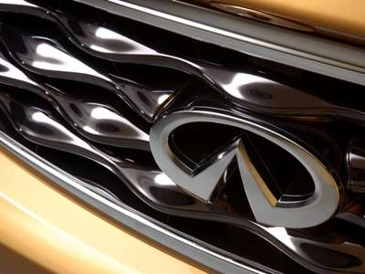 2009 Infiniti FX Nose Badge