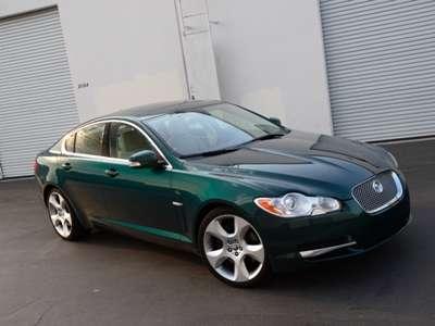 2009 Jaguar XF Front
