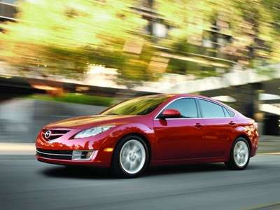 2009 Mazda 6 Action