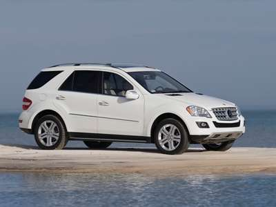 you can read about the fascinating bluetec breakthroughs that make it possible for the mercedes diesel suvs to claim class leading high fuel economy and low - Mercedes Benz Suv 2009