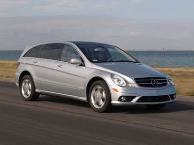 Review 2009 mercedes benz r320 bluetec for R320 mercedes benz