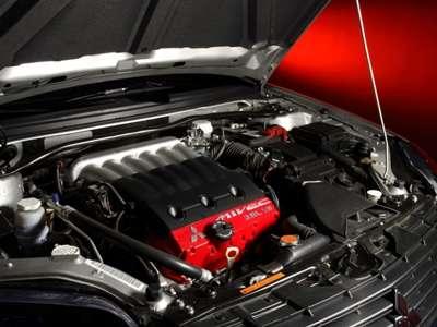 2009 Mitsubishi Galant Ralliart Engine