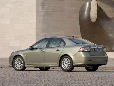 2009 Saab 9-3 Sport Sedan