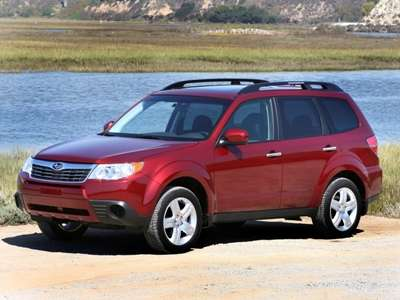quick look 2009 subaru forester. Black Bedroom Furniture Sets. Home Design Ideas