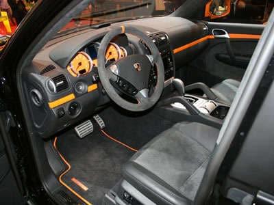 2010 Porsche Cayenne Transsyberia