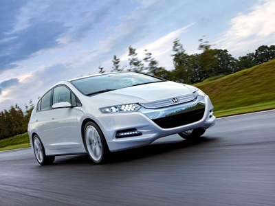 Honda Insight Concept Front