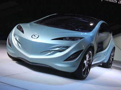Mazda Kiyora Concept Front