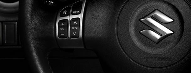 Suzuki Crossovers