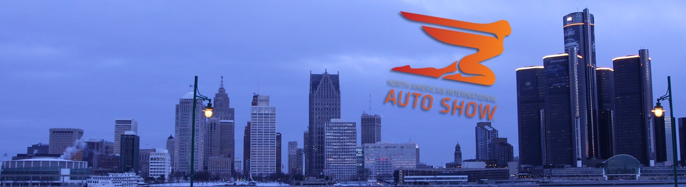 The Detroit Auto Show is the biggest event of the year for automakers to show off the latest concepts, production cars, and high tech features!