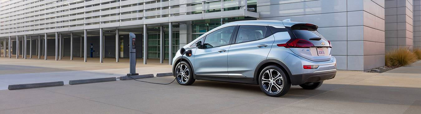 The all-electric 2017 Chevrolet Bolt is a game-changer with the technology of the future!