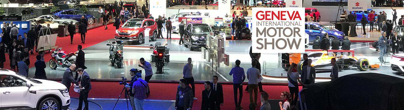 Come see our latest Mega Gallery of Cars! Cars! Cars! from the Geneva International Motor Show!