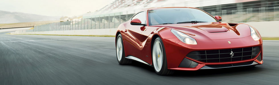 There's really only ONE thing you need to know about the 2013 Ferrari F12berlinetta. It's a Brand New Ferrari!