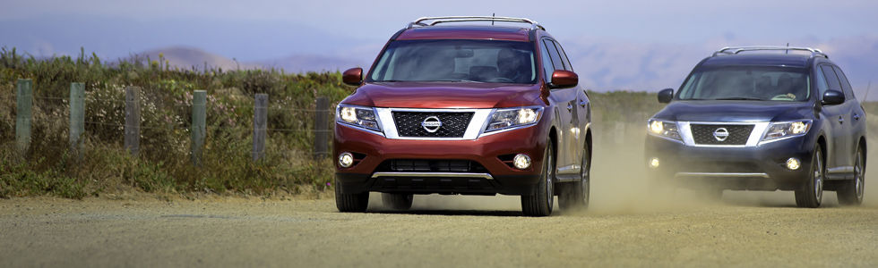 The all new 2013 Nissan Pathfinder is a fresh take on the crossover SUV with an upgraded interior, better fuel efficiency and a smoother ride!