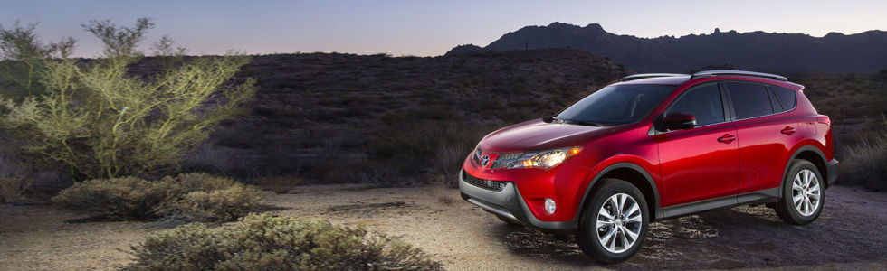 The redesigned 2013 Toyota RAV4 is one of the most reliable compact SUVs around. It puts Steady Eddie to shame!