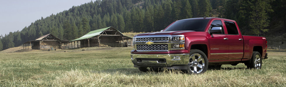 The completely redesigned 2014 Chevrolet Silverado offers new features and new technology inside and out!