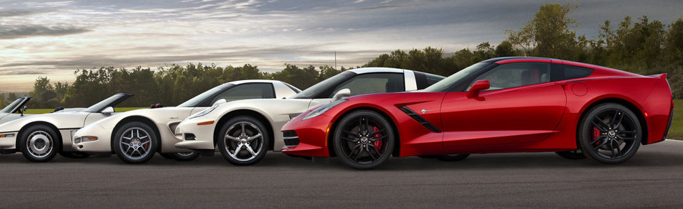 The All New 2014 Chevrolet Corvette Stingray is an All American Super Car!
