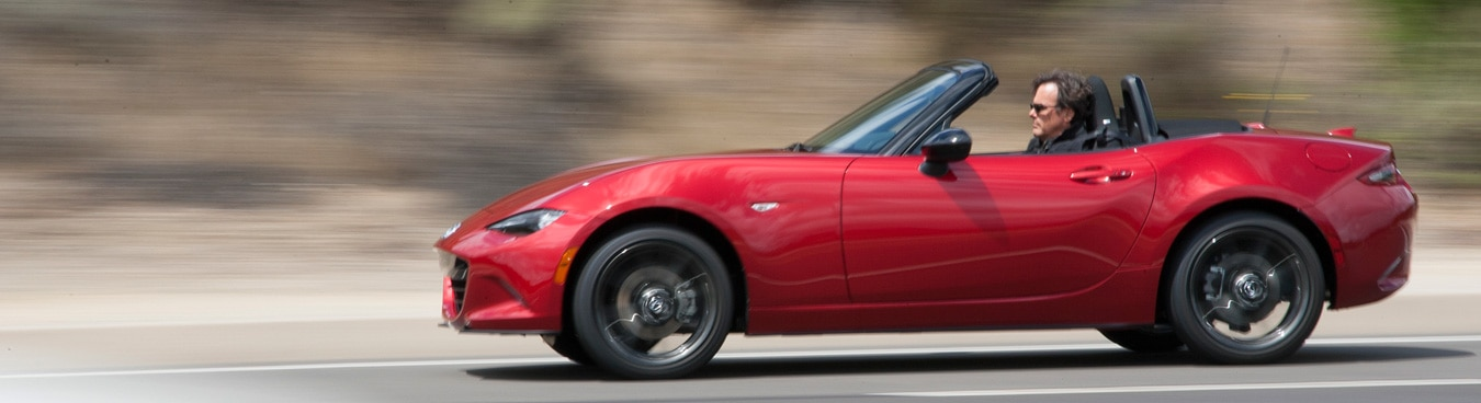 Redesigning an icon is never an easy task. The 2016 Mazda MX-5 Miata, the  world's most popular roadster, heads back to basics!