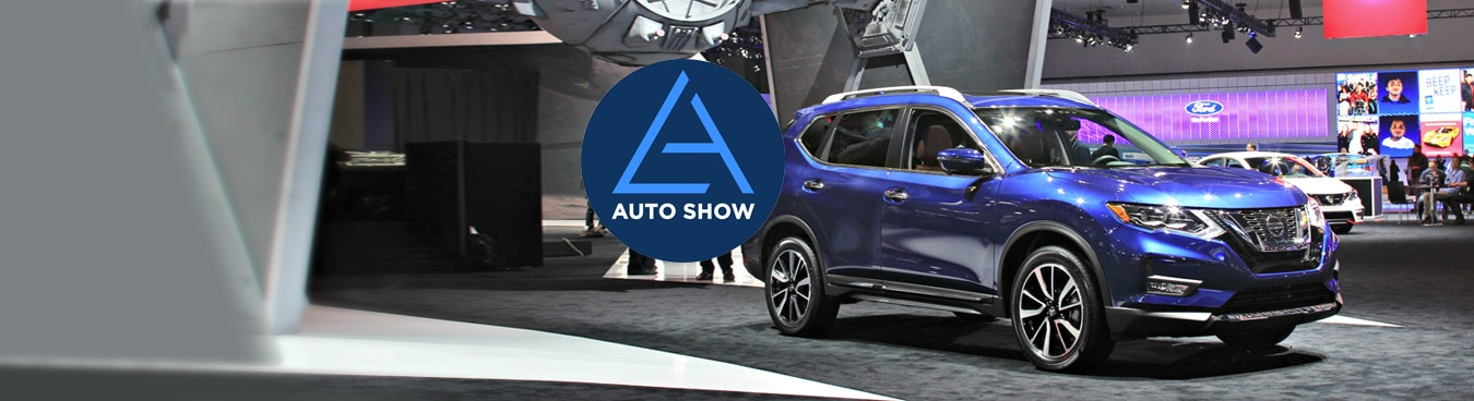 We love LA! Check out all the new 'Must See' models at the LA Auto Show!