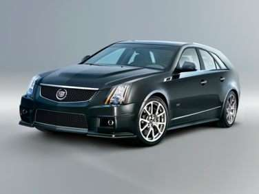 Research the 2014 Cadillac CTS-V