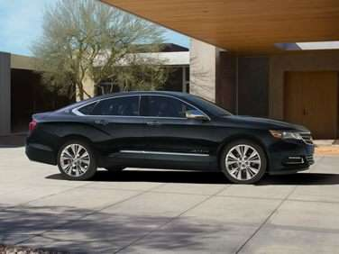 2014 Chevy Impala Begins Migrating to Dealerships