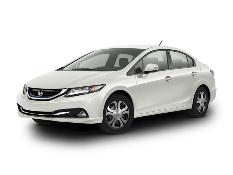 2014 Honda Civic Hybrid Now on Sale with Increased Fuel Economy