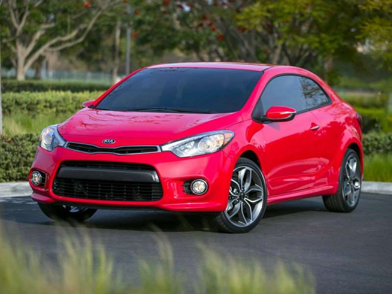 2014 Kia Forte Koup Goes Turbo for $20,600