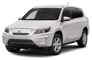 Research the 2014 Toyota RAV4 EV