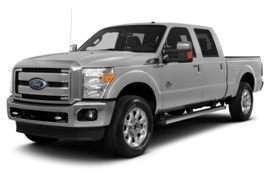 2015 Ford F-250 XLT 4x4 SD Crew Cab Short Box