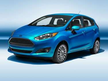 Research the 2015 Ford Fiesta