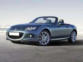2015 Mazda MX-5 Miata Grand Touring (A6) Convertible