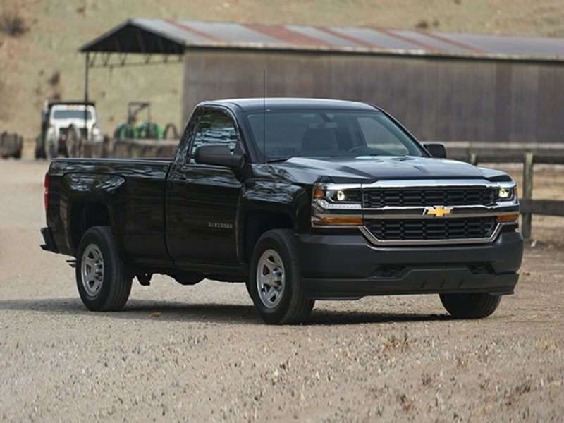 Best Single and Regular Cab Trucks for 2016