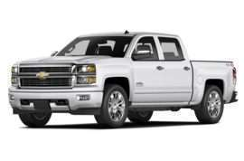 2016 Chevrolet Silverado 2500HD LTZ 4x4 Double Cab Long Box