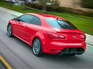 Research the 2016 Kia Forte Koup