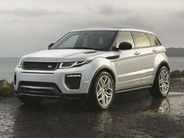 Research the 2016 Land Rover Range Rover Evoque