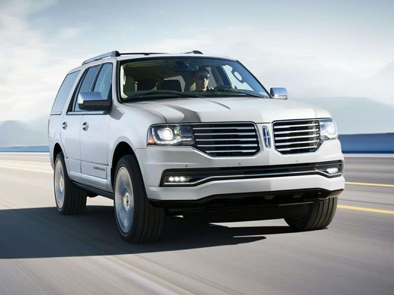 10 Best SUVS With 3rd Row Seating