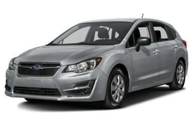 Research the 2016 Subaru Impreza