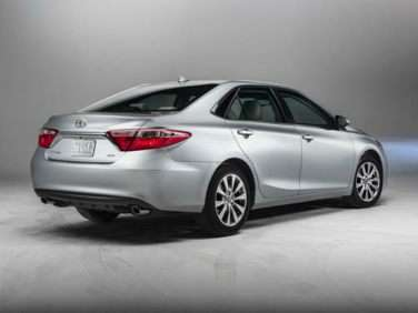 Research the 2016 Toyota Camry