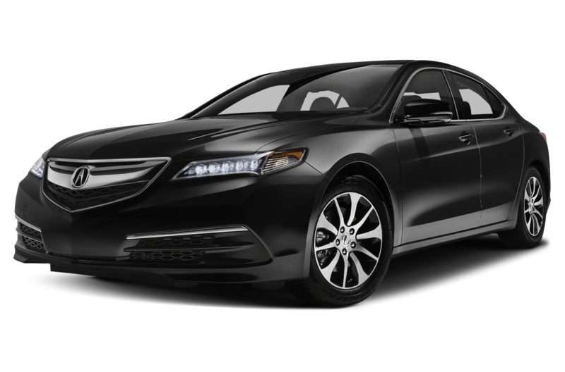 Research the 2017 Acura TLX