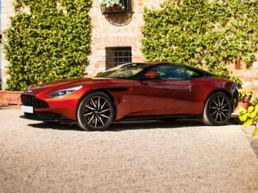 Research the 2017 Aston Martin DB11