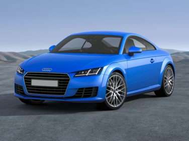 Research the 2017 Audi TT