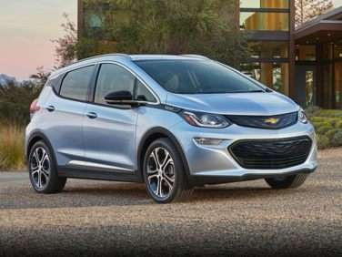 Research the 2017 Chevrolet Bolt EV