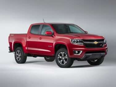 Research the 2017 Chevrolet Colorado
