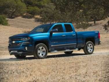 Research the 2017 Chevrolet Silverado 1500