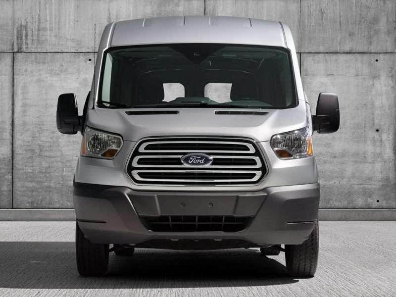 2017 Ford Transit front grille
