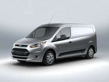Research the 2017 Ford Transit Connect