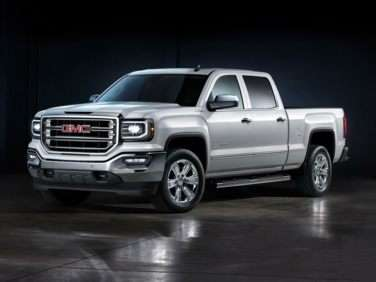 Research the 2018 GMC Sierra 1500