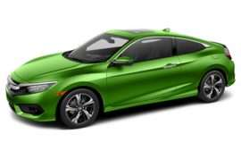 2017 Honda Civic Touring (CVT) Coupe