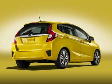 Research the 2017 Honda Fit