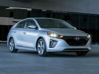 Research the 2017 Hyundai IONIQ EV