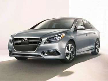 Research the 2017 Hyundai Sonata Hybrid